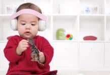 Alpine Muffy Baby - Casque antibruit pour enfants