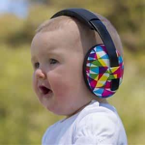 Banz Mini - Casque antibruit pour enfants