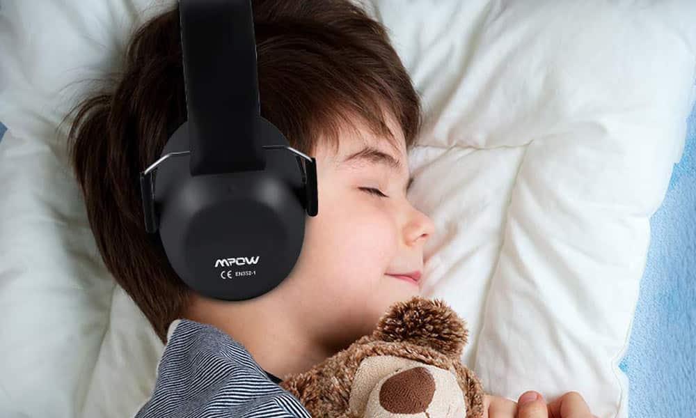 Mpow 035 - Casque antibruit pour enfants / adultes