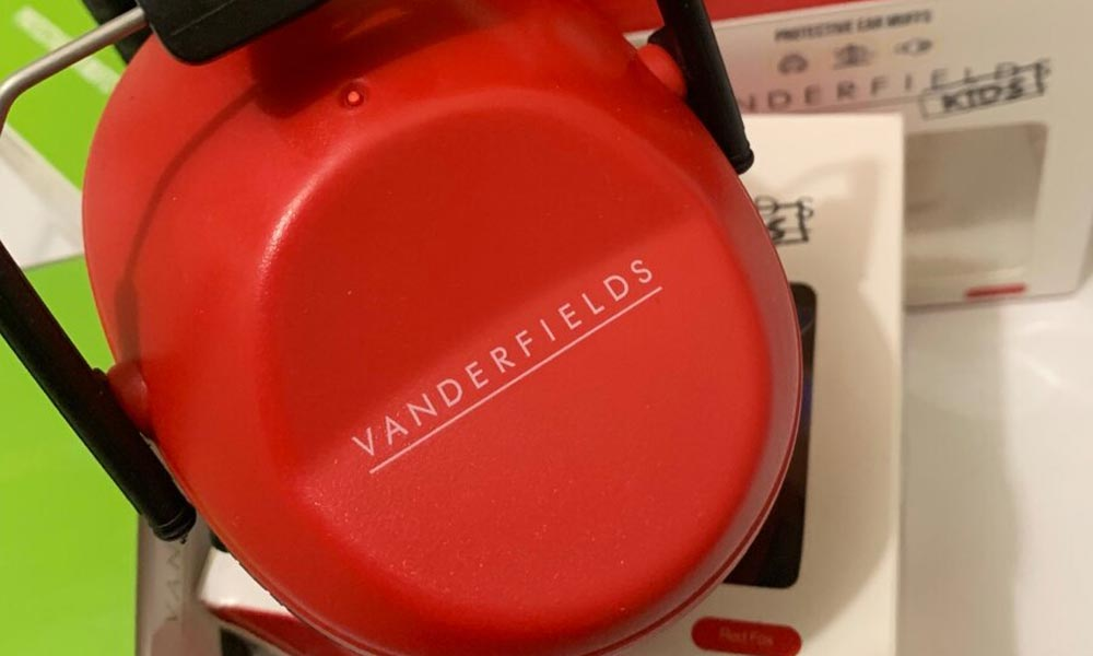 Vanderfields Kids - Casque anti