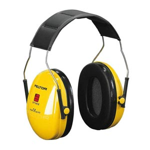 3M Peltor Optime I (Optime 98) – Casque antibruit passif