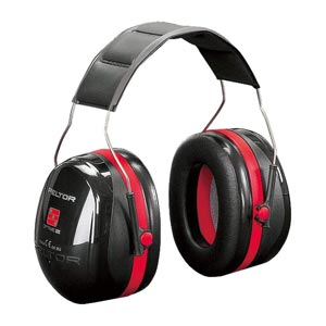 3M Peltor Optime III (Optime 105) – Casque antibruit passif
