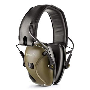 Awesafe GF01 – Casque antibruit actif/électronique