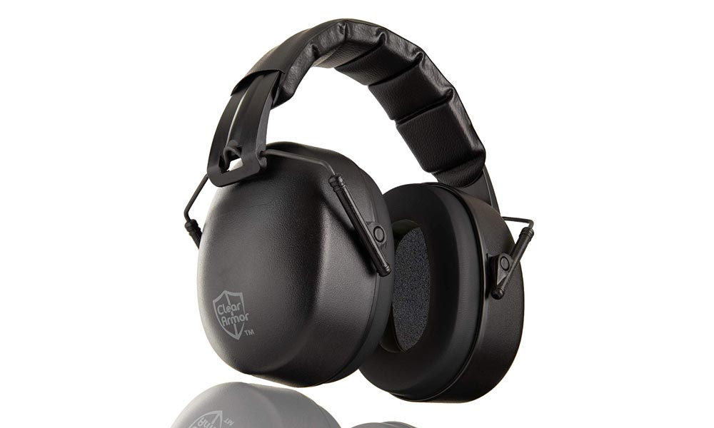 ClearArmor 141001 - Casque antibruit passif