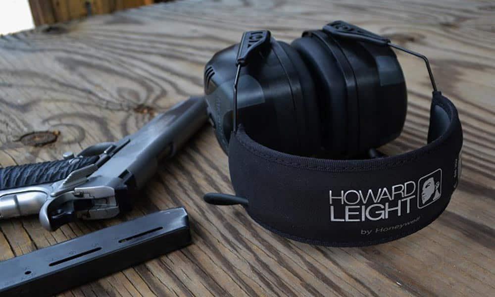 Howard Leight Impact Pro - Casque antibruit actif/électronique