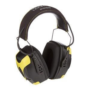Howard Leight Impact Pro - Casque antibruit actif/électronique