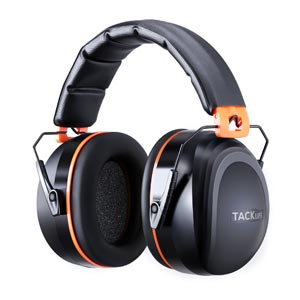 TackLife HNRE1 – Casque antibruit passif
