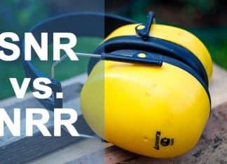 Quelles différences entre SNR et NRR sur les protections auditives